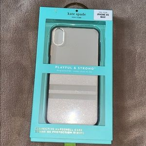Kate spade IPhone XS Max phone case